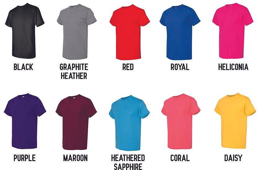 EU Gildan Short Sleeve T-Shirt