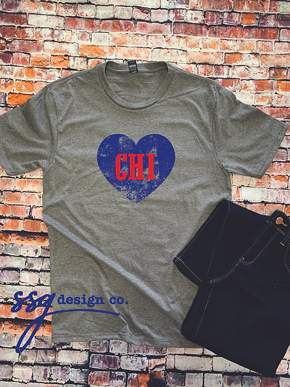 CHI Triblend Tee
