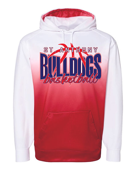 Dri Fit Ombre Hoodie
