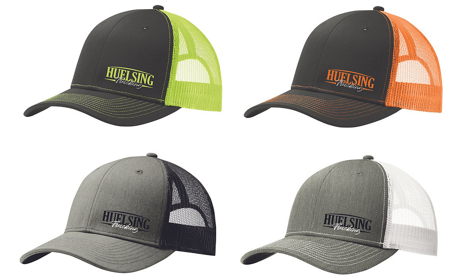 Mens Trucker Hats EMB