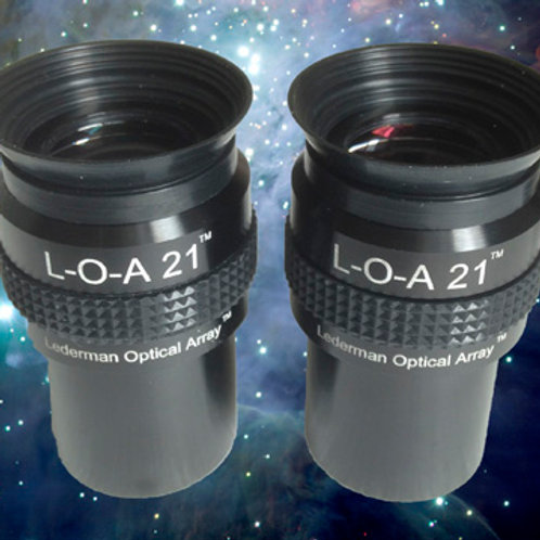 LOA 21 3D Deep Immersion Eyepiece Pair