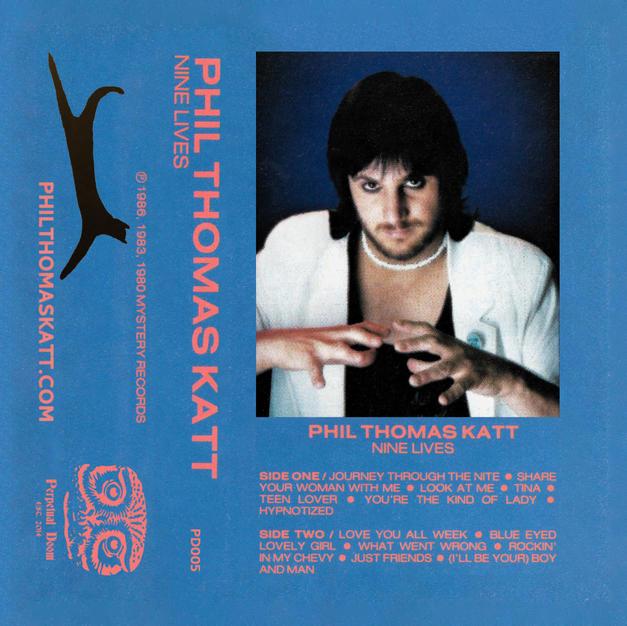 Phil Thomas Katt - Nine Lives