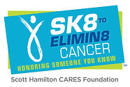 Philly Spirit Supports Scott hamilton Cares Sk8 to Elimin8 CANCER