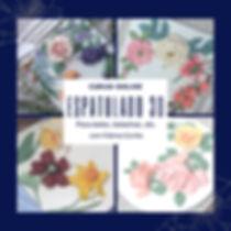 anuncio curso online de espatulado 3d.jp