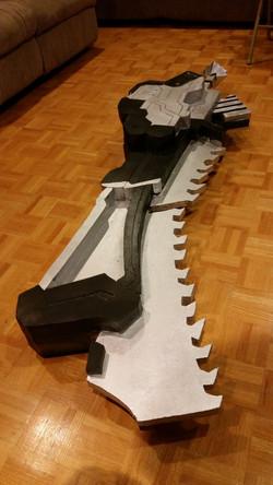 God Eater Sawblade