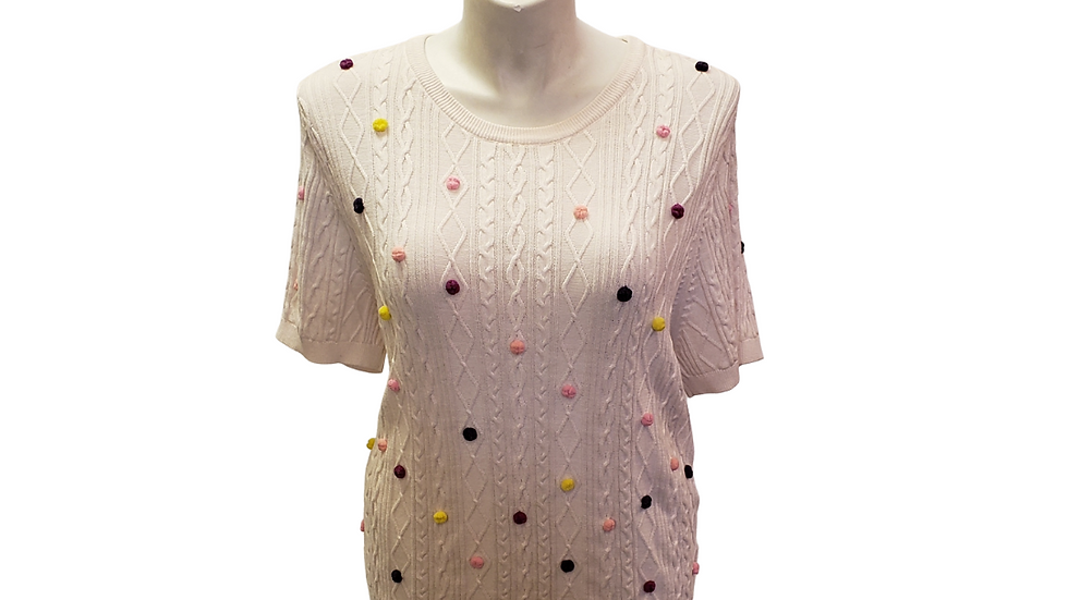 Pre-Loved 20/22 Peruna Dot Sweater