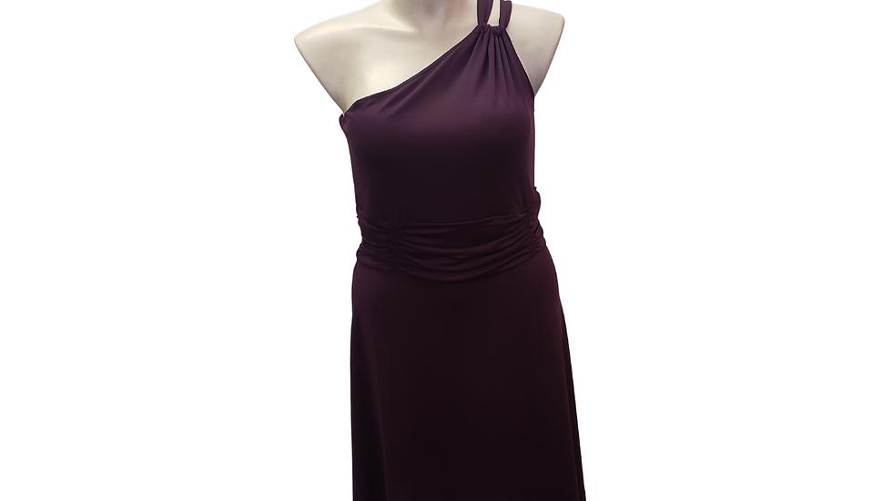 PRE-LOVED XL Purple Dress
