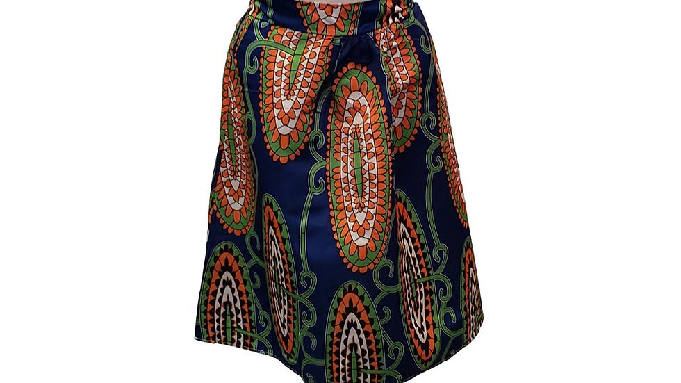 Alfibi Print Skirt