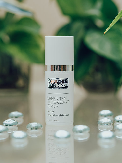 Green Tea Antioxidant Serum