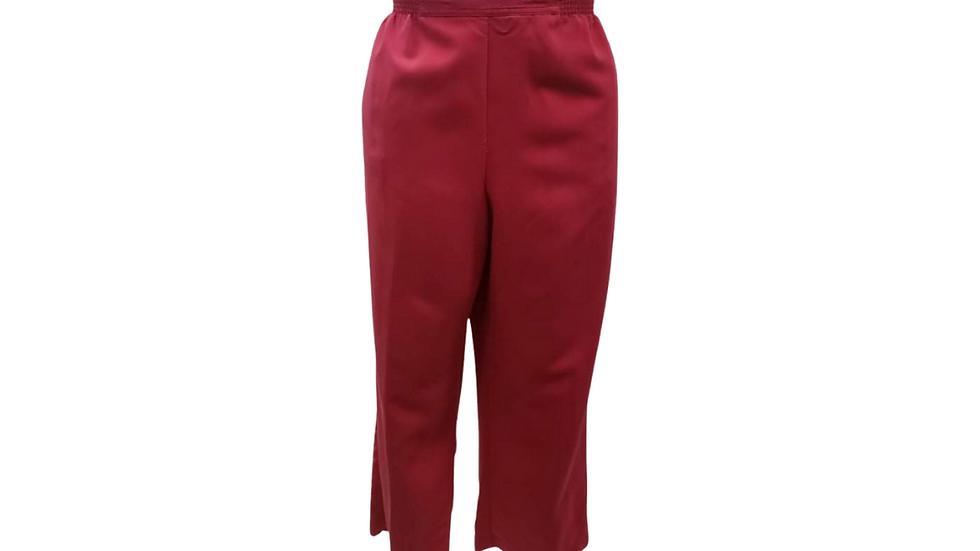 PRE-LOVED 20 W Alfred Dunner Pink Slacks