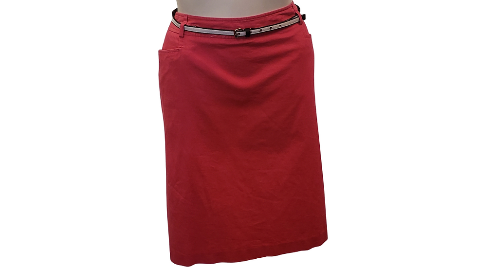PRE-LOVED  22W New Clothing Company Pink Skirt
