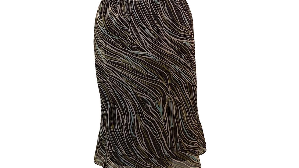 PRE-LOVED Anna Maxwell 2pc. Skirt Set