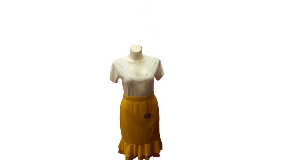 18/20 Ashley Stewart Sunshine Skirt