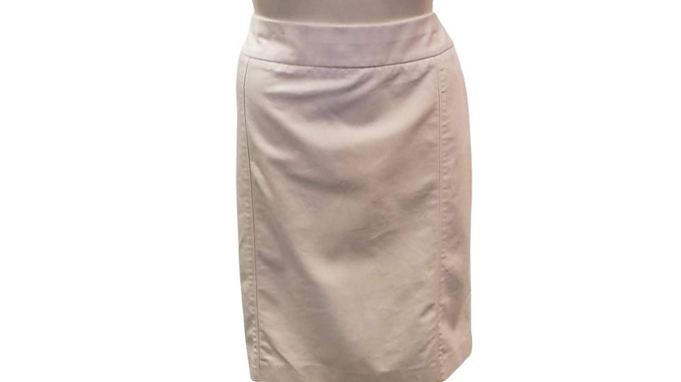 PRE-LOVED 24  Lane Bryant White Skirt