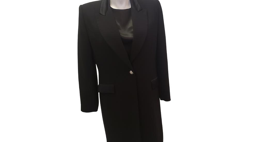 PRE-LOVED Valerie Stevens Evening 2 Piece Dress Suit