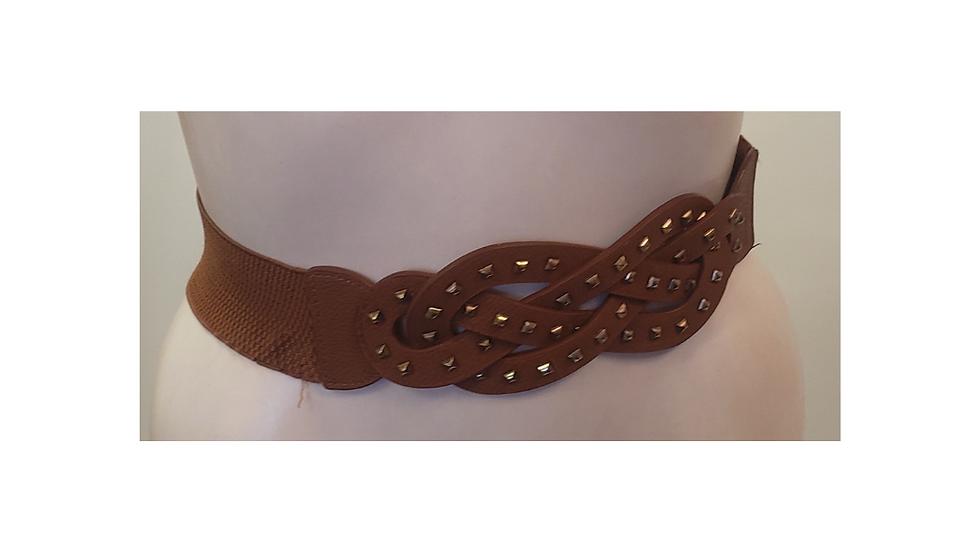 PRE-LOVED 3X Studded Belt