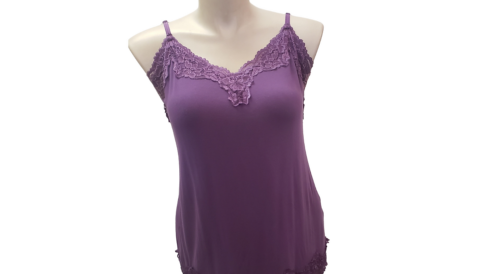 PRE-LOVED Lane Bryant Lace Camisole