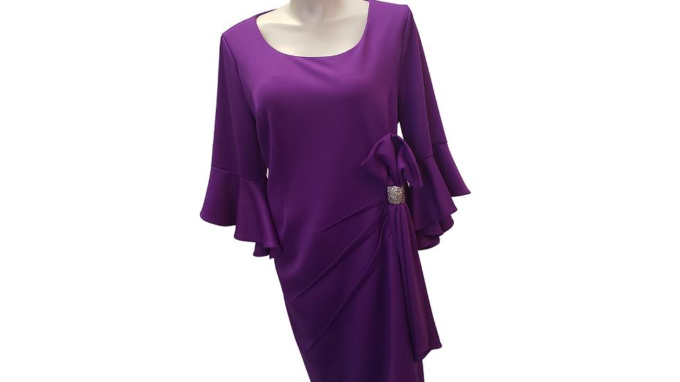 PRE-LOVED 16 W Dress by Nubiano