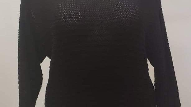 PRE-LOVED Est.1946 Black Sweater