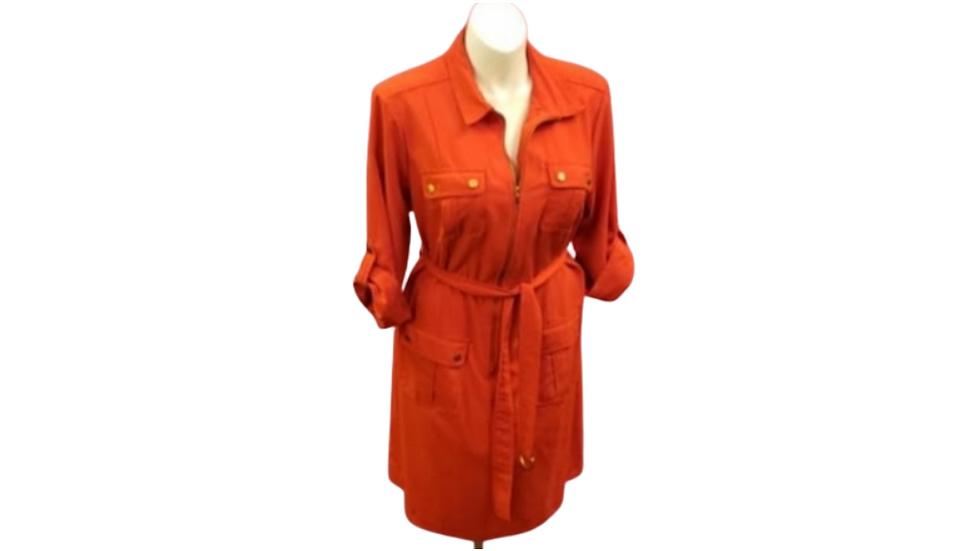 Avenue Red Dress