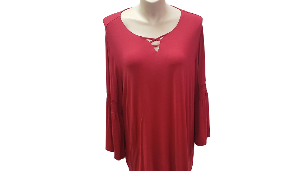 22/24 Cato Pink Top