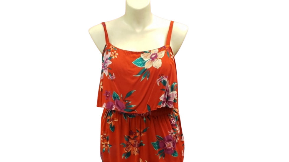Old Navy Rd Floral Top