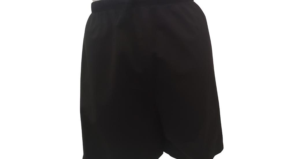 2X PRE-LOVED Premier International Black Shorts