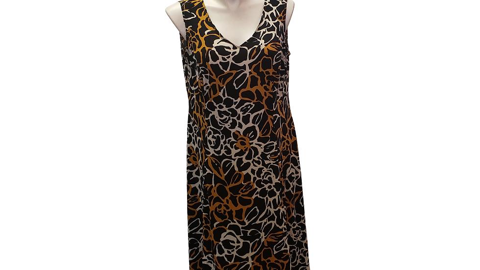 PRE-LOVED Julian Taylor Print Dress