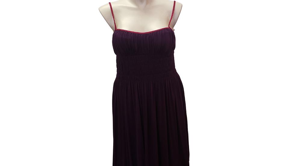 PRE-LOVED OC Purple Dress