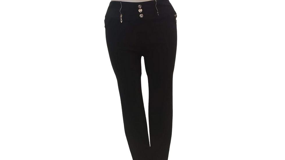 3X Dazl Black Jeans