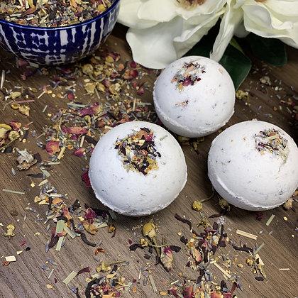 Tea Blend Bath Bomb