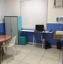 Sala de Fonoaudiologia