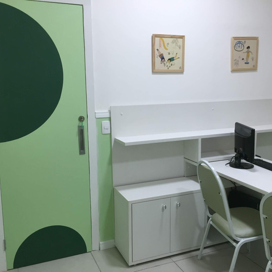 Sala de Pediatria