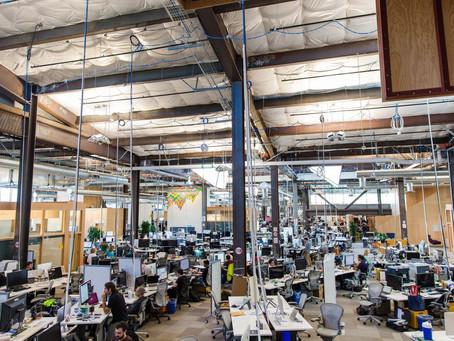 Goodbye Open Plan Office, Hello 6-Feet Social Distancing Workspace?