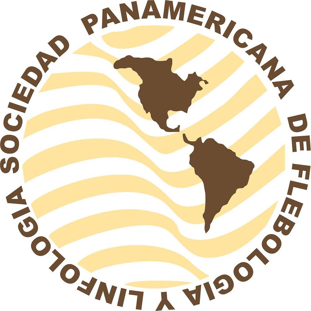Logo Sociedad Panamericana de Flebología y Linfología