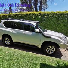 Toyota Landcruiser Detailing