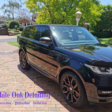 Land Rover Sport Detailing