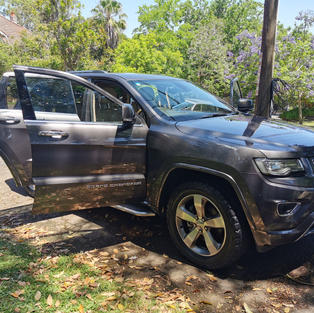 Jeep Grand Cherokee Detail