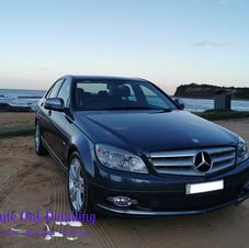 Mercedes C200 Detailing