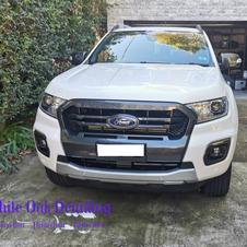Ford Ranger Detailing