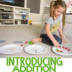 Introducing Addition