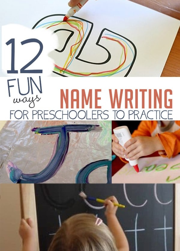 Name Writing Practice