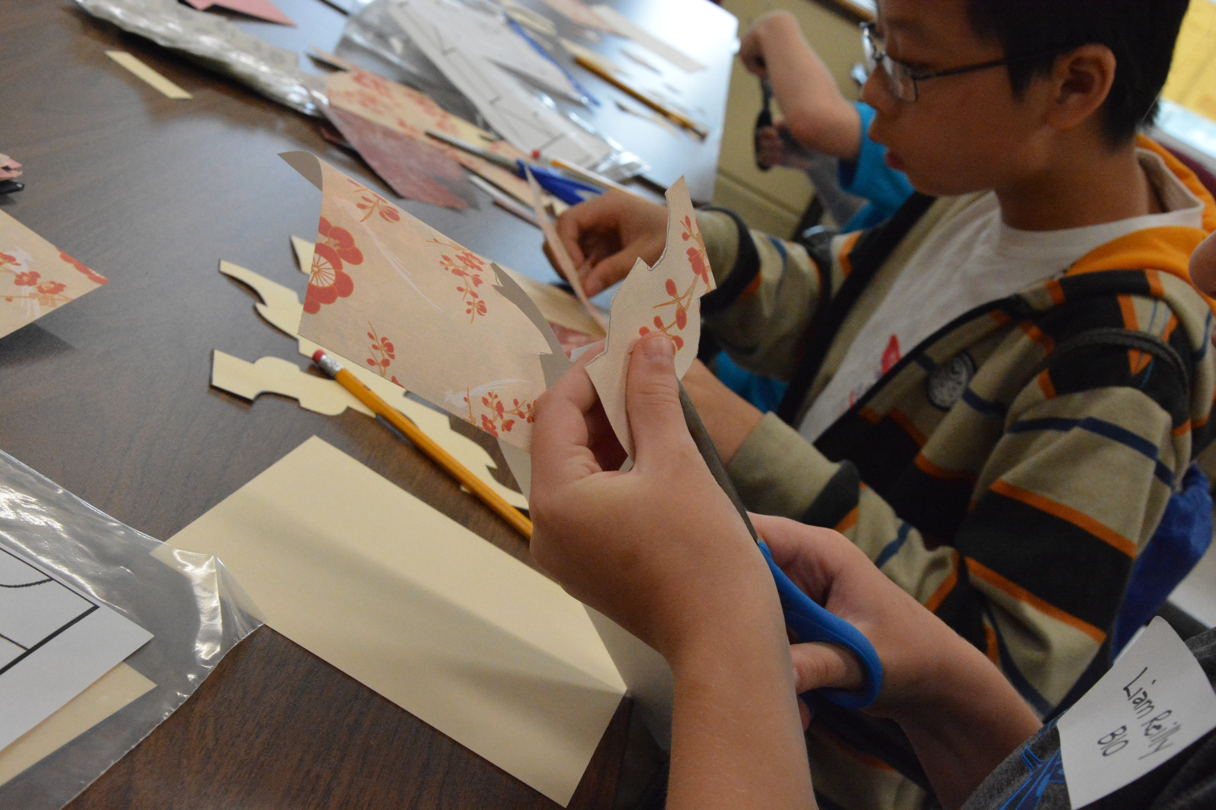 Homefront Experience: Quilting