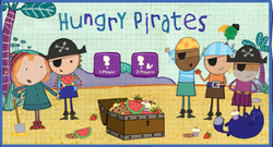 Hungry Pirates