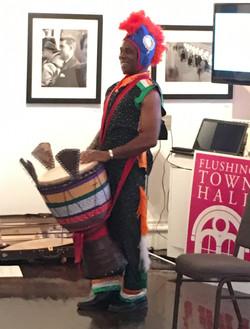 Global Arts for Global Kids: African Drumming