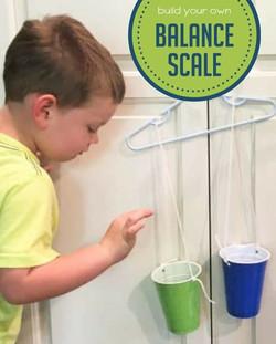Building a Balance Scale