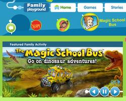 Scholastic Family Playground