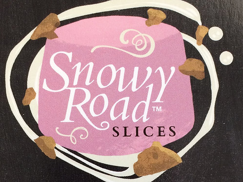 Snowy Road Slices