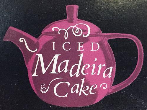 Iced Maderia Cake