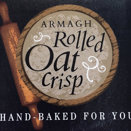 Armagh Rolled Oat Crisp Biscuits